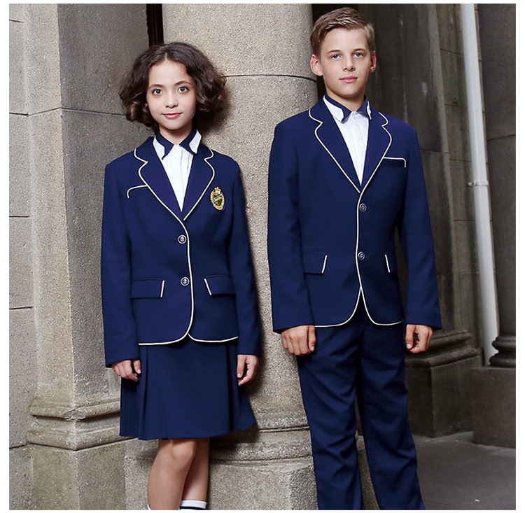 Quality school uniforms for boys and girls at M&S. From the first day at reception to the last day of secondary school, we've got everything they need.