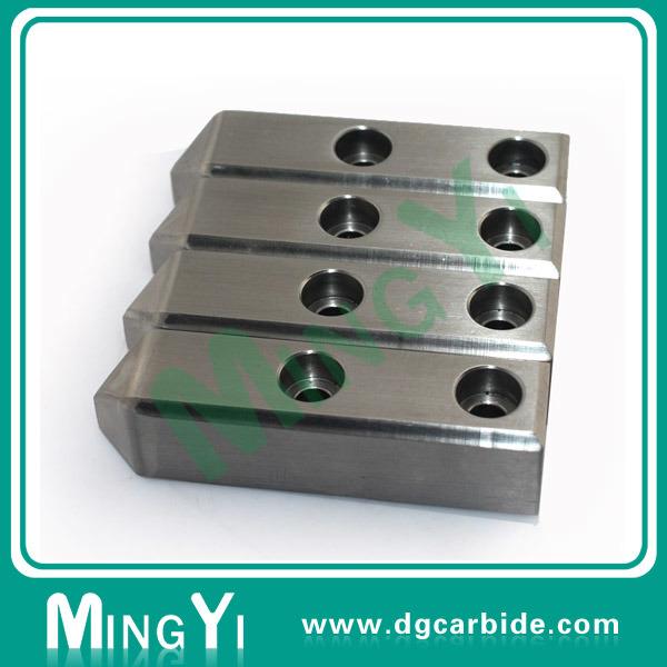 China Custom Precision Special Shape Carbide Punch With