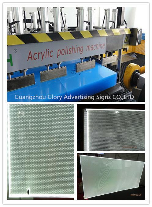 China Plastic Acrylic Led Light Pmma Milky White Diffuser