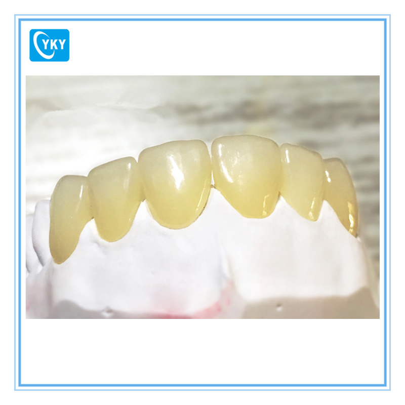China Super High Translucency Dental Zirconia Disc For