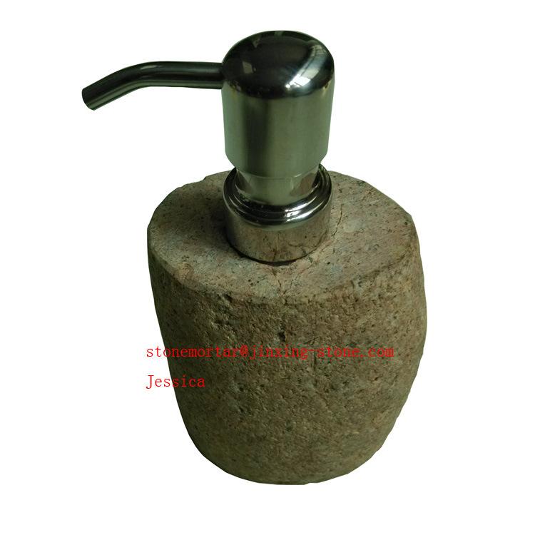 China pebble rock shampoo bottle stone shampoo box pebble for Bathroom accessories hs code