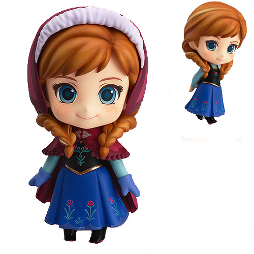 Frozen Series Plastic Figure Toy for Collection (CB-PM001-Y)