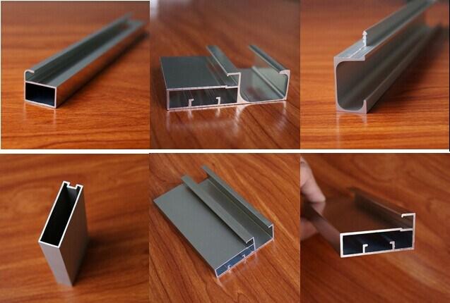 China kitchen handle anodized aluminium profile china for Kitchen cabinets aluminium