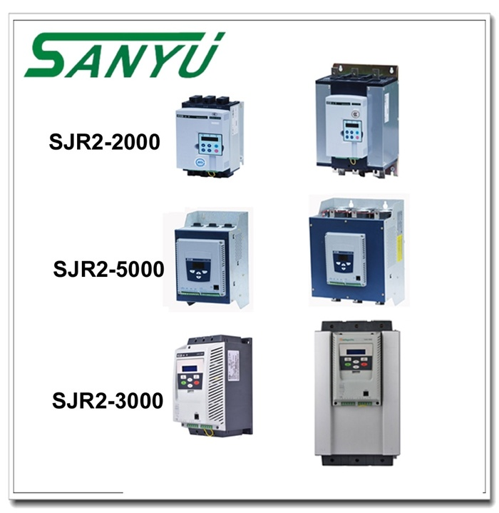 Sanyu on-Line Soft Starter (SJR2-5000)