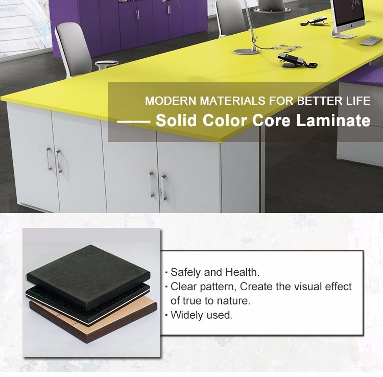 solid color core compact laminate board - Color Core Laminate