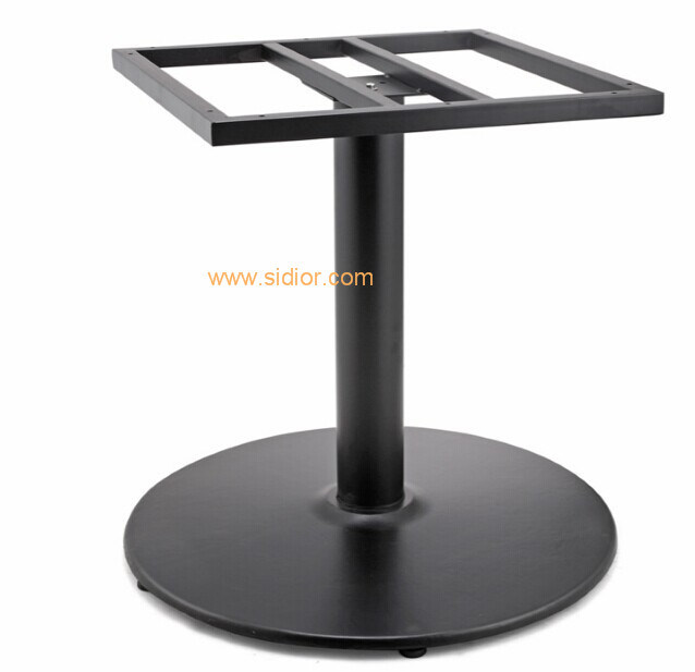 (SC-706) Restaurant Dining Furniture Base Cast Iron Metal Table Legs