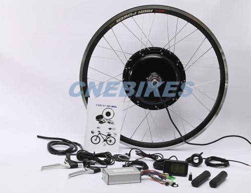 China e bike conversion kit front direct drive hub motor for 500w hub motor kit