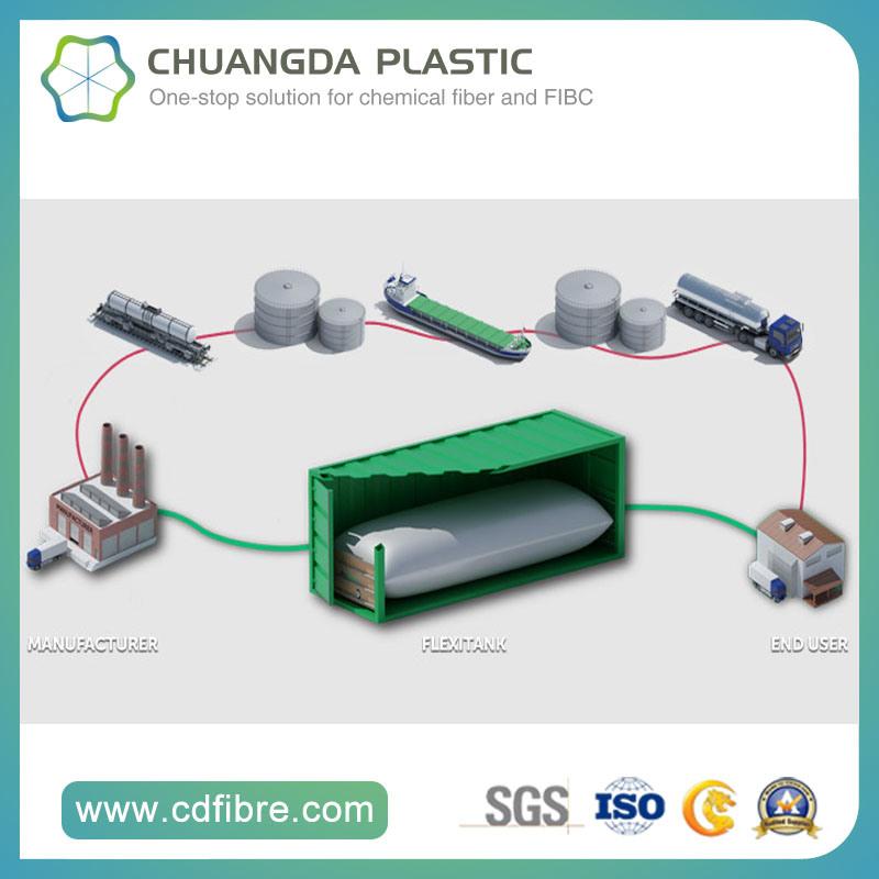20FT Container Flexitank for Transporting Non-Hazardous Liquid