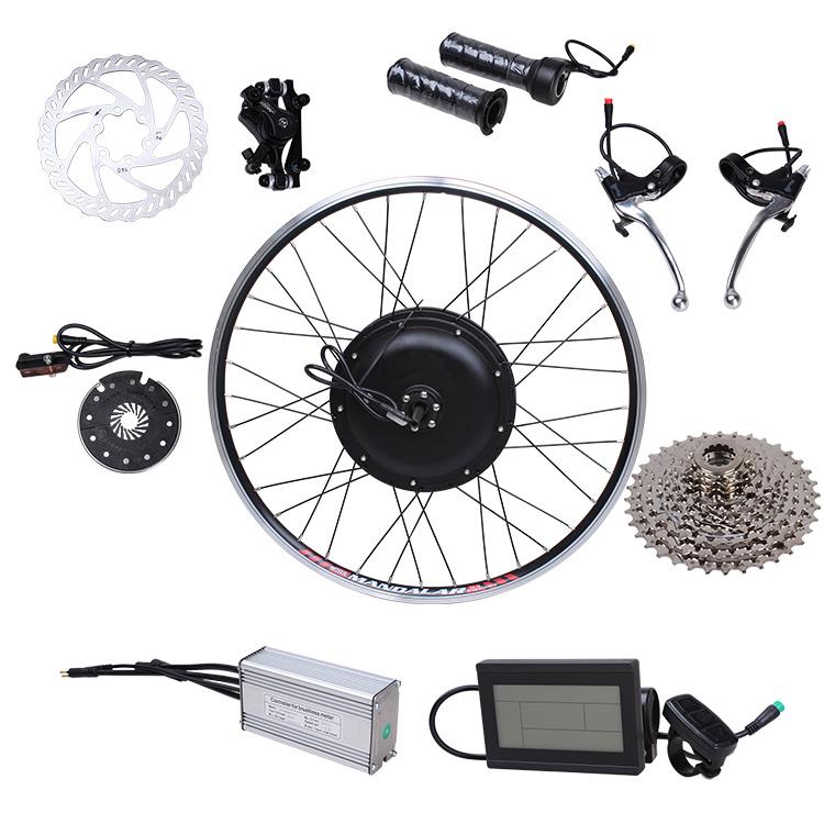 China 350w 36v 16 to 29inch electric bike hub motor for Electric bike hub motor planetary gear
