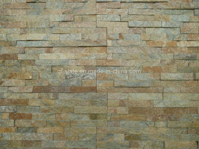 Rústico alta calidad cuarcita Cultural Piedra / Ledgestone / cuarcita ...