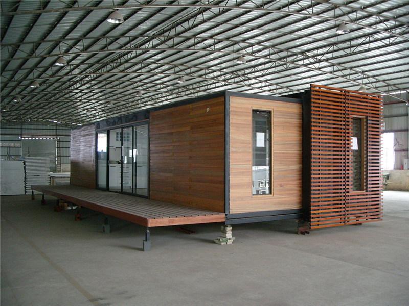 Chambre personnalis e par 40ft de r cipient d 39 exp dition for Chambre container