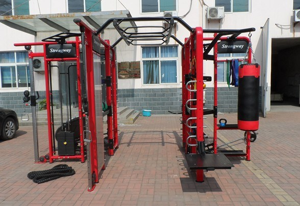 Life fitness equipments synergy mini 360x mj 07 find for Gimnasio 360 life