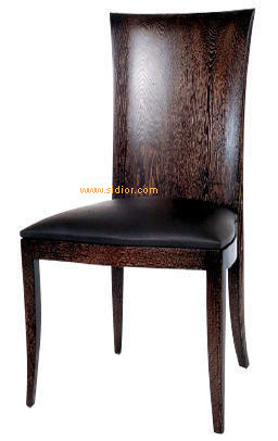 (CL-1101) Luxury Hotel Restaurant Dining Furniture Wooden Dining Chair