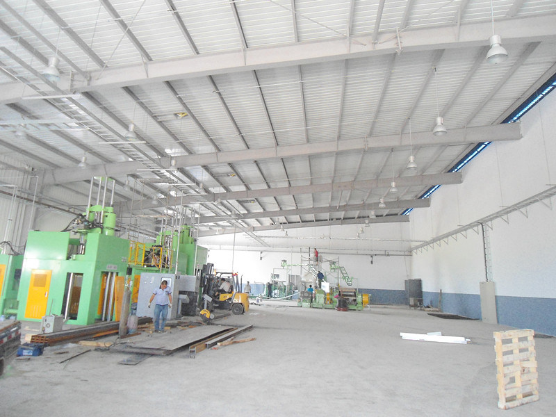 Prefabricated Steel Structure Storage Warehouse (KXD-SSB19)