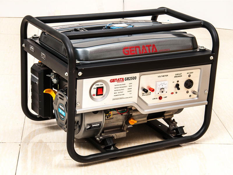 Portable Silent Gasoline Generator (GR2500)