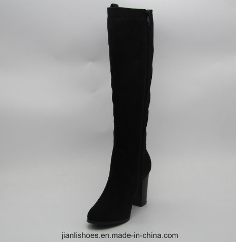 Classic England Style Knee-High Boots for Fashion Women (BT707)