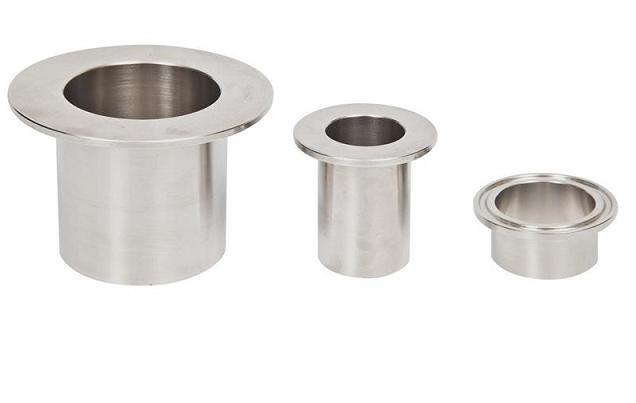 China stainless steel lap joint stub ends