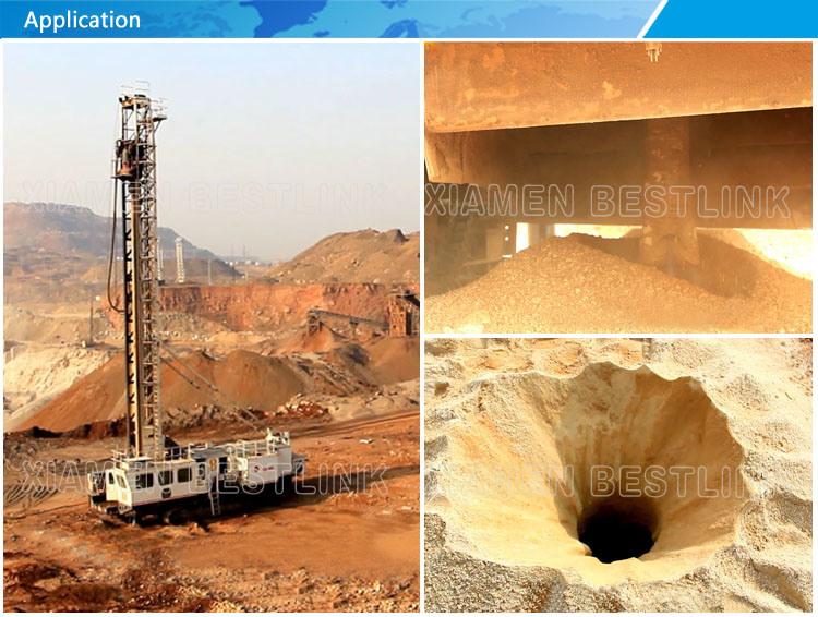 TCI API IADC Tricone Bit for Mining, Oilfield, Well Drilling
