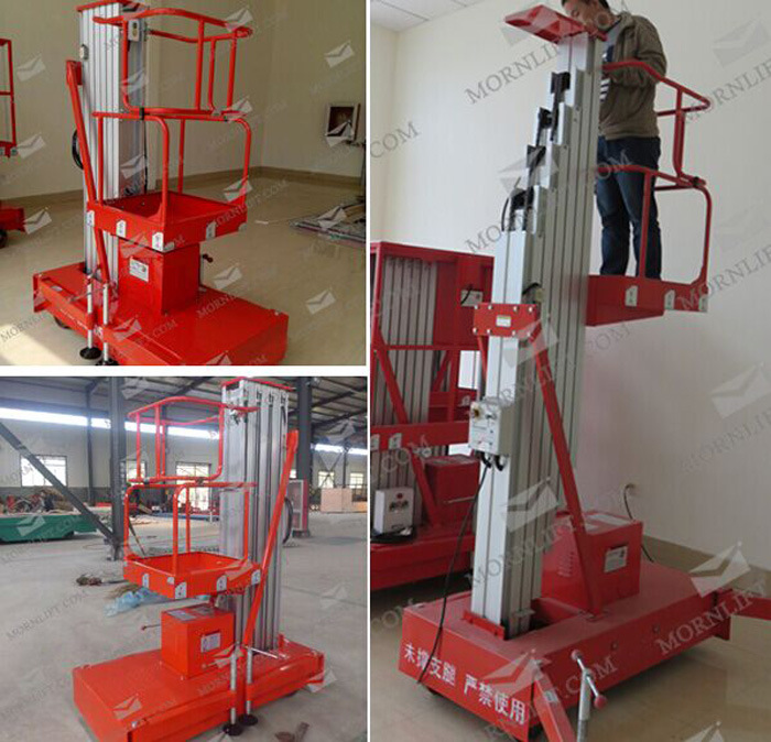 Hydraulic Vertical Lift : China m electric hydraulic vertical lift