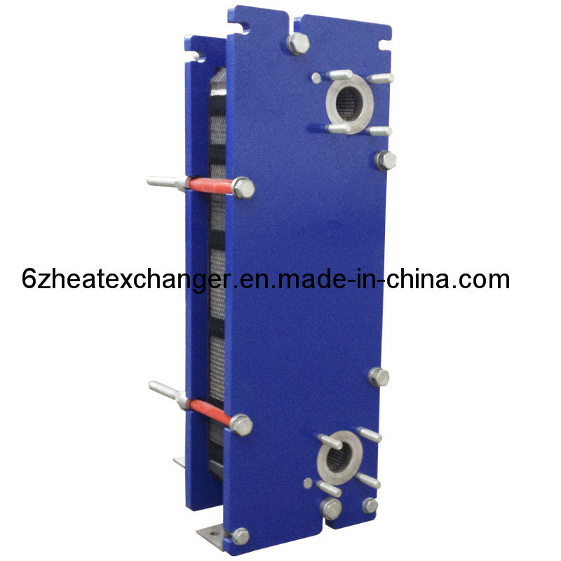 China Titanium Plate Heat Exchanger For Sulphuric Acid