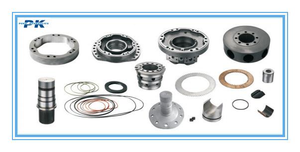 China Ms25 0 Stator Hydraulic Motor Components Poclain