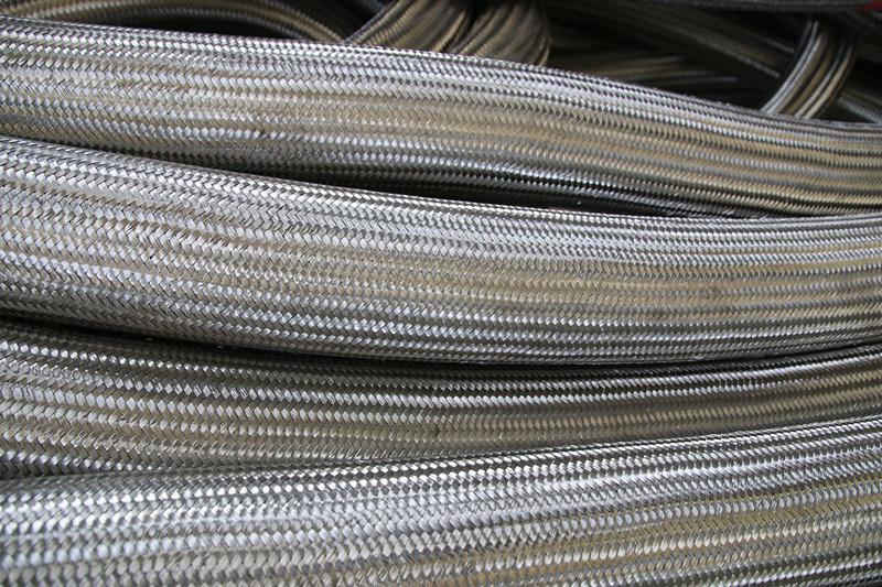 wire braid machine