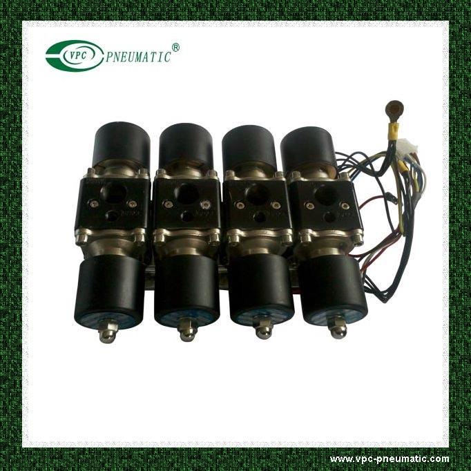 China truck part solenoid valve air ride suspension