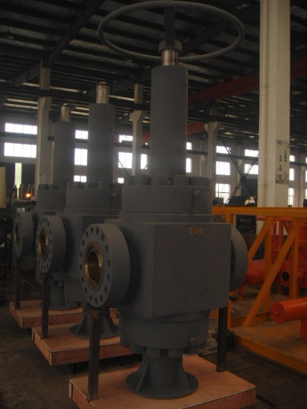 API 6A Forged Steel Gate Valve for Wellhead