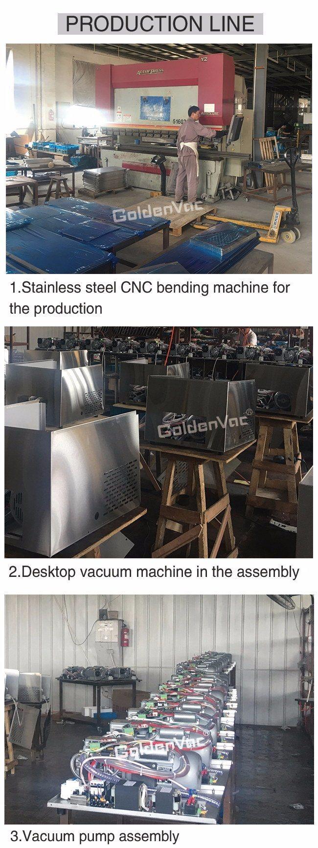 vacuum sealer chamber machine