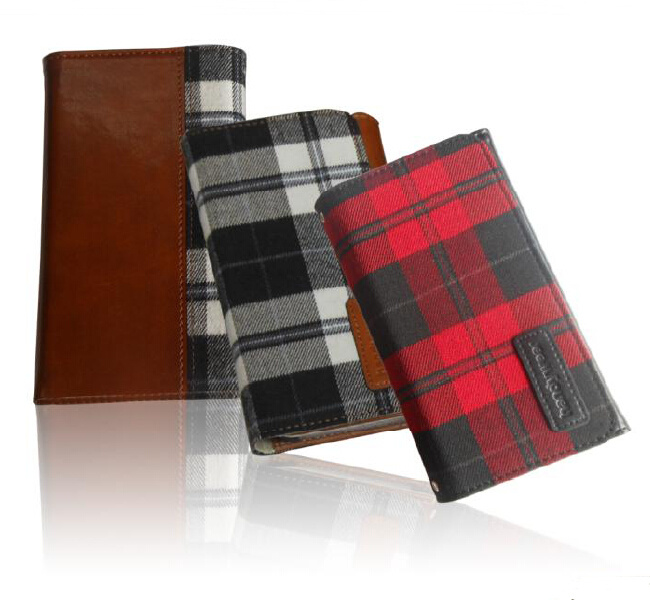 Newest Professional Design Plaid Mobile Phone Case for Samsung Galaxy S6