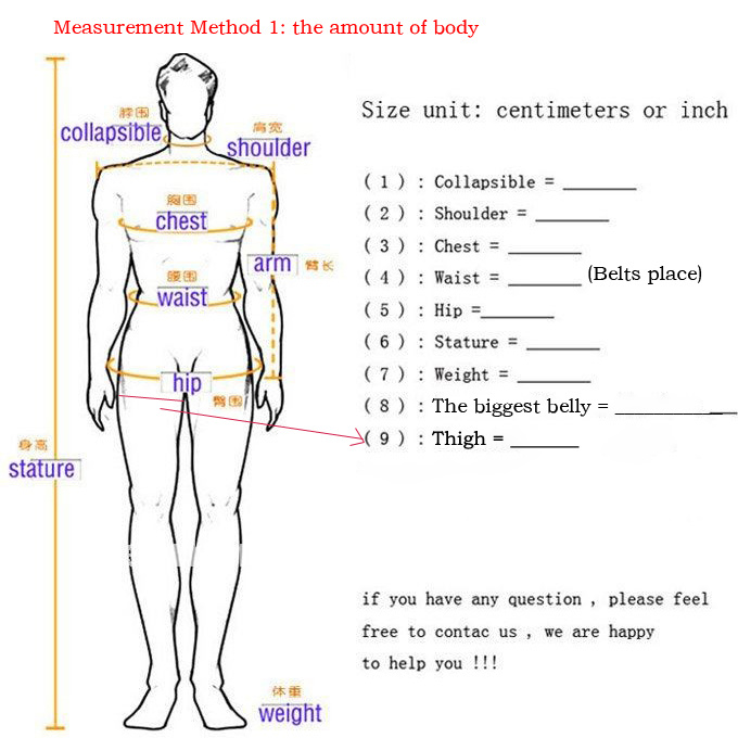 May 24,  · How to Take Body Measurements. Four Methods: Using a Tape Measure Monitoring Weight Tailoring or Making Clothing Fitting Bras Community Q&A. There are a variety of reasons why you may want to take your body measurements. You could be making, tailoring, or purchasing clothes, or you may be trying to gauge weight loss%(13).
