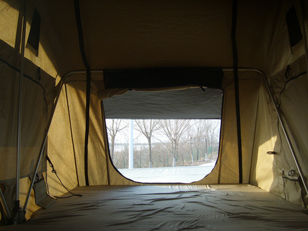 China Roof Top Tent With Foxwing Awning China Rooftop