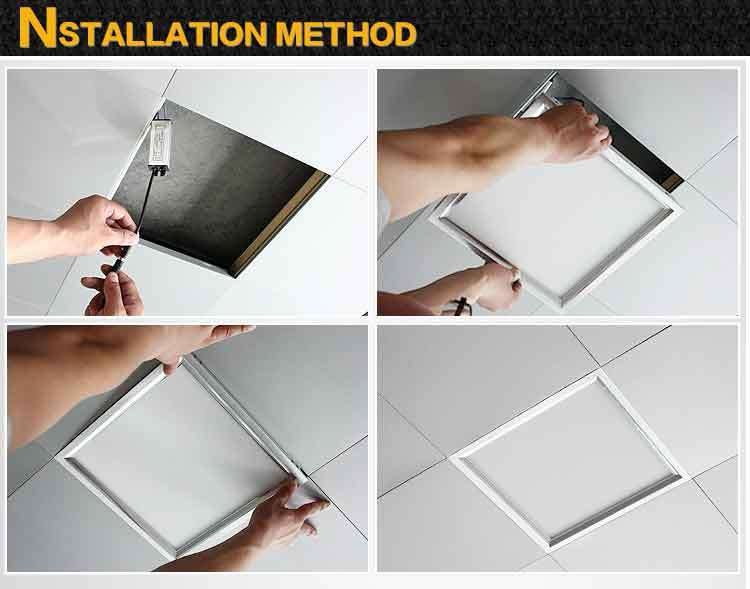 2'x4' Dimming and Cctadjustable LED Panel Lights