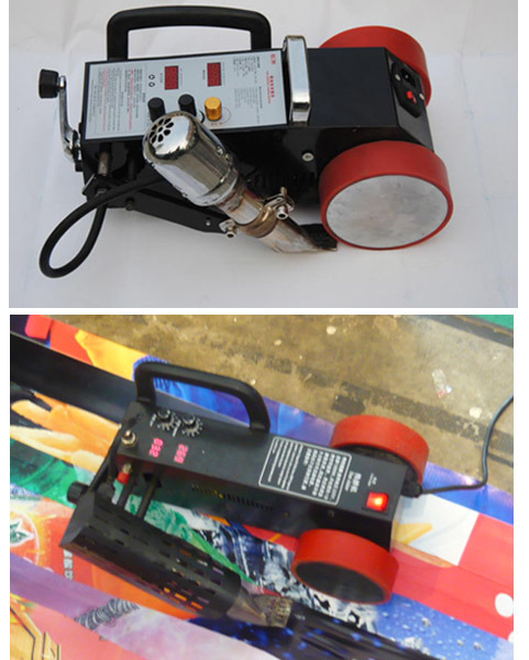 China Heat Joint Machine Hot Air Welder Heat Sealer
