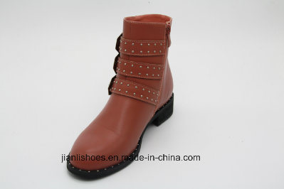New Style Sexy Ankle Rhinestone Boots for Fashion Lady (AB612)