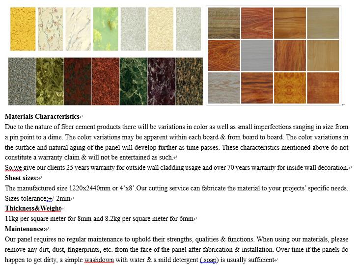 Grc Cladding Colors : Mármol sandwich panel de pared fachada grc