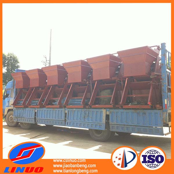 C5 Truck Mounted Concrete Mixer Pump