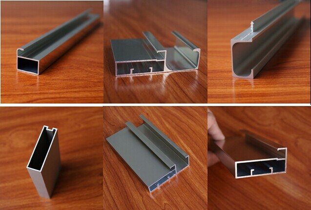 China aluminium profile for kitchen cabinet