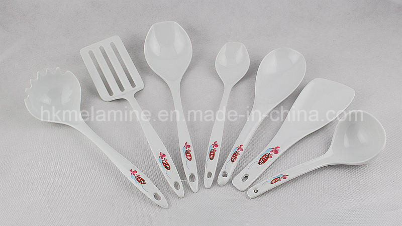 Melamine Cutlery Set with Logo (FW2003)