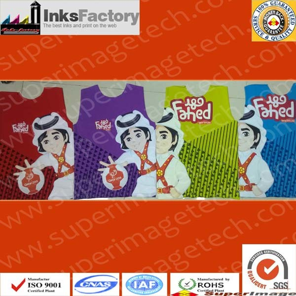 China Discharge Ink For Mimaki Textile Discharge Ink