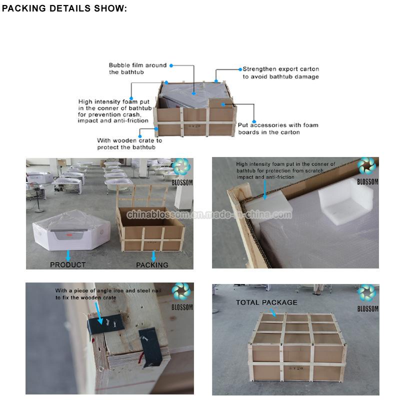 Baignoire de bain bain turc jacuzzi jacuzzi hydro spa for Construir jacuzzi casero