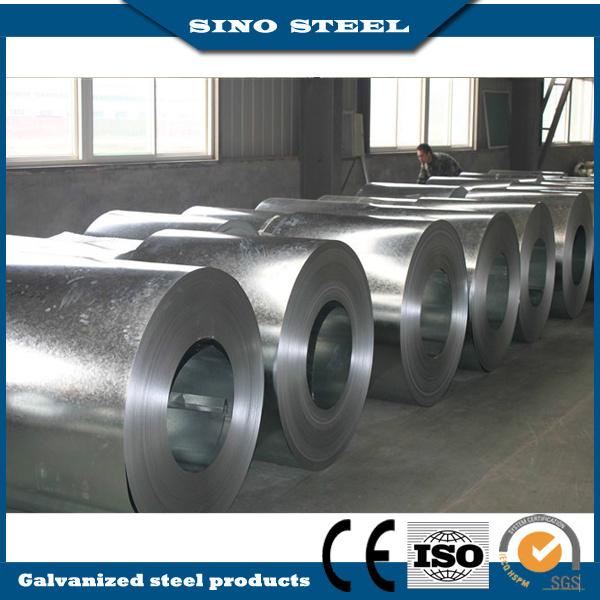 SGCC Graded Full Hard Z100 Hot Dipped Galvanized Steel Coil