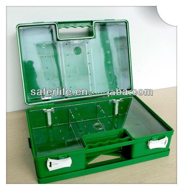 응급조치 상자 아BS 저장 의학 잘 고정된 플라스틱 구급 상자 (SL ...