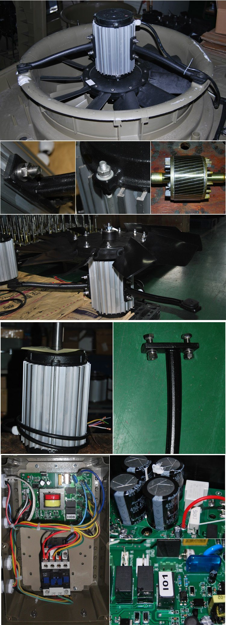 Industrial Evaporative Cooling Systems : China warehouse cooling system industrial water swamp
