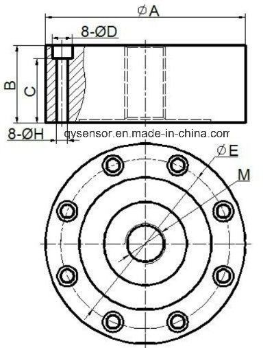 Specification Of Electronic Platform Scale