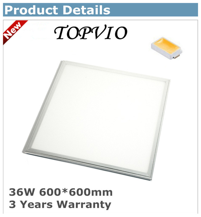 Super Bright 3 Years Panel LED Ceiling Lights