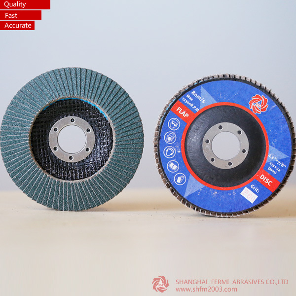 China Zirconia T29 T27 Fiberglass Backing Flap Disc