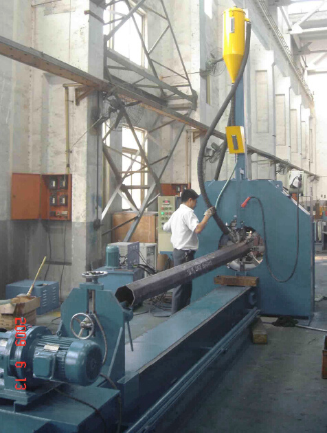 Light Pole Welding Machine: Lpw-500/16000