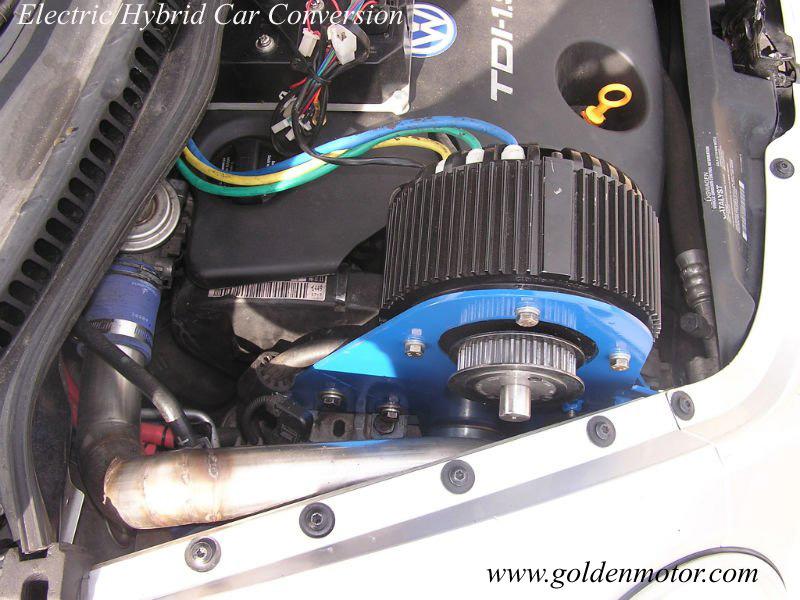 Двигатель для автомобиля своими руками
