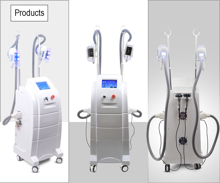 Weight Lose Machine for Salon with Reasonable Price Cryo 40k Cavitation RF Body Slimming Machine